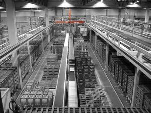 Kommissionierung in der Getränkeindustrie