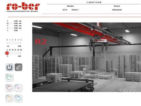 Robotersteuerung - RO-CX30