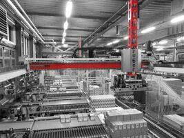 Area gantry  robot– Genix FP-150