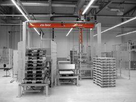 Linear gantry robot - Gigant LP-300 / FP-1000